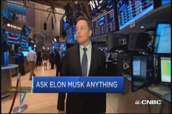 Trading Elon Musk's empire ... or not