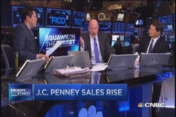 Cramer: JC Penney better than I thought