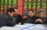 China stocks markets