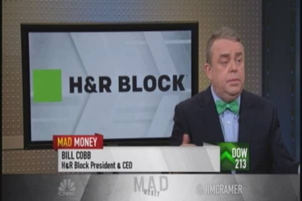 H&R Block CEO: Maximizing refunds