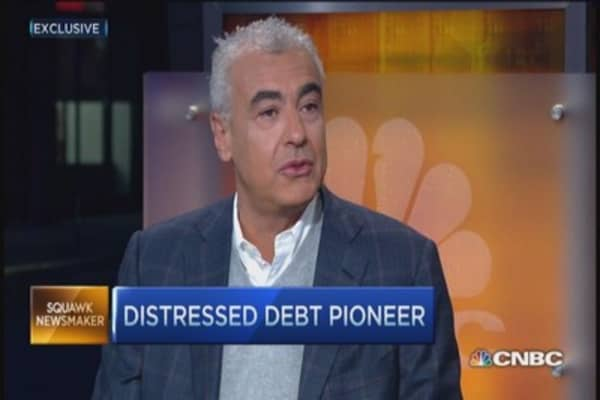 Marc Lasry big bet on oil's decline