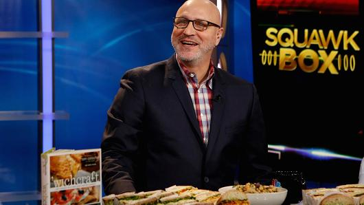 Tom Colicchio, Craft Restaurants owner, discusses his transition from head chef to successful business owner and the future of fast casual dining.