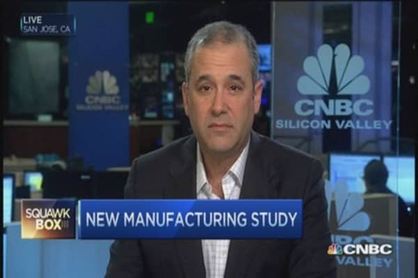 Study busts US manufacturing myth