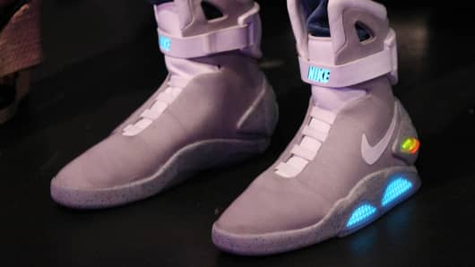 Nike 'Back to the Future' sneakers
