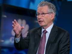 Nigel Travis, chairman & CEO, Dunkin' Donuts