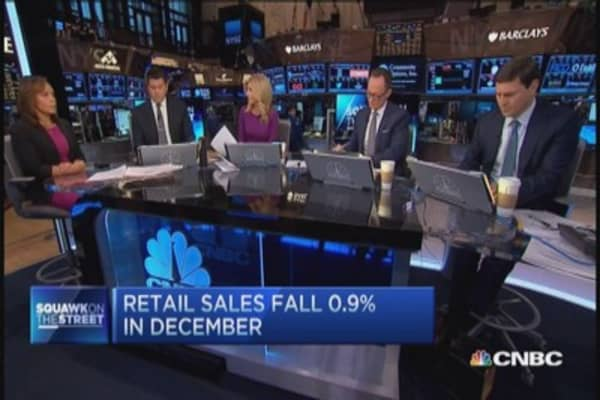 Pro: Retail numbers just a blip