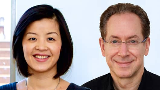 Robert and Fanny Davidson are co-founders of Fanrod Group, a software boutique based in New York City.