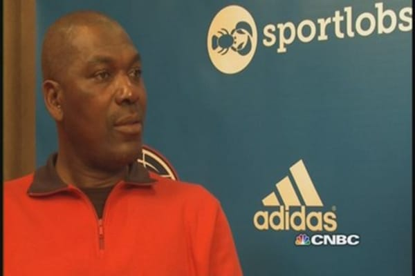 Jordan 'far superior' to LeBron: Hakeem Olajuwon