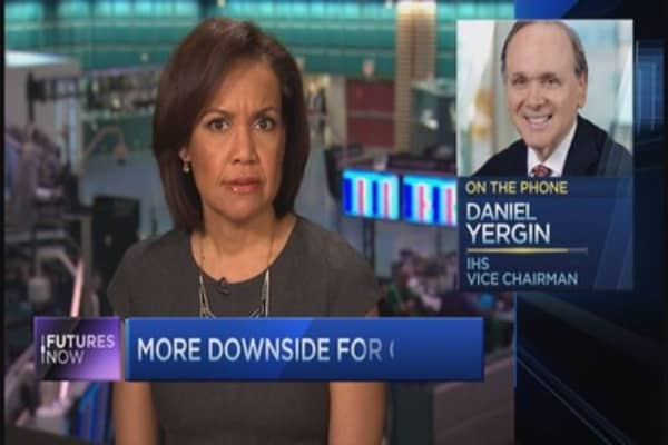 Dan Yergin: The other problem with oil