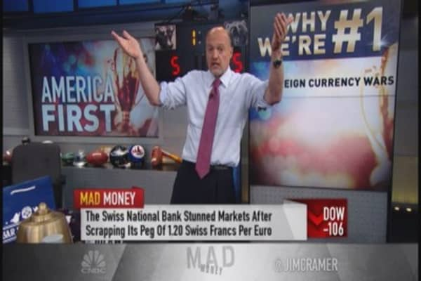 Cramer: America first