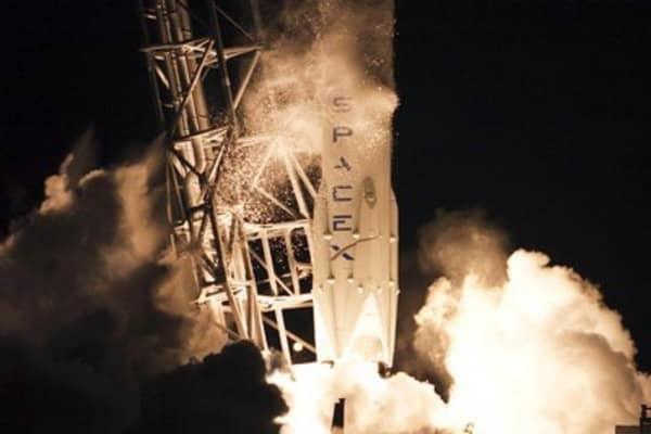 Close but no cigar? Musk shares rocket crash images