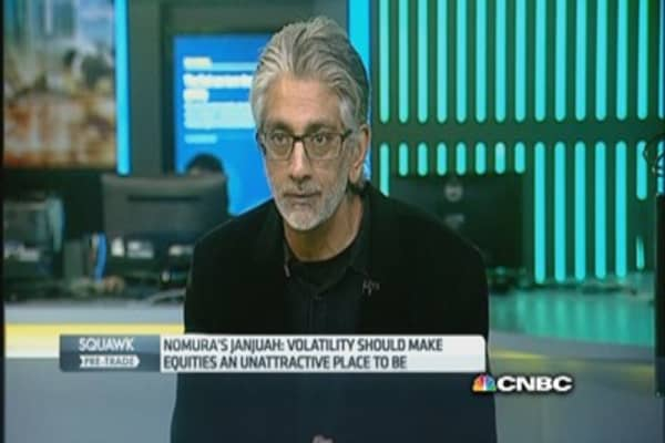 Italy, Spain 10-year bond yield to fall to 1%: Janjuah