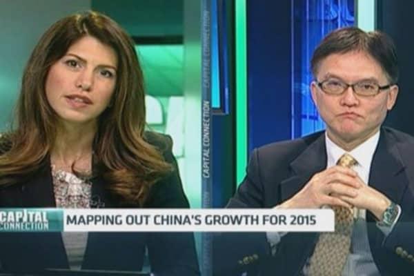 Looking ahead to Beijing's 2015 growth target