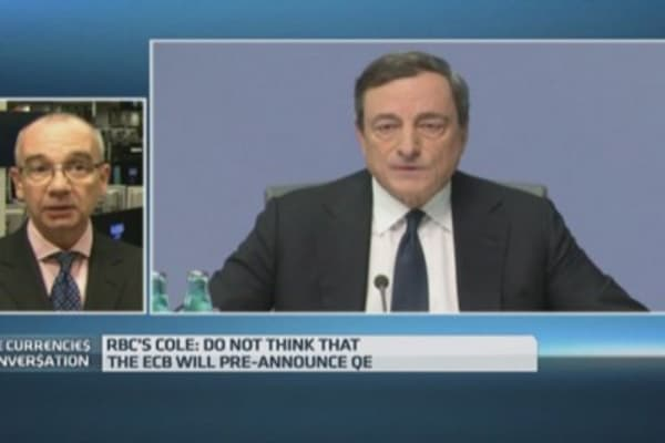 ECB will disappoint, euro will go higher: Pro