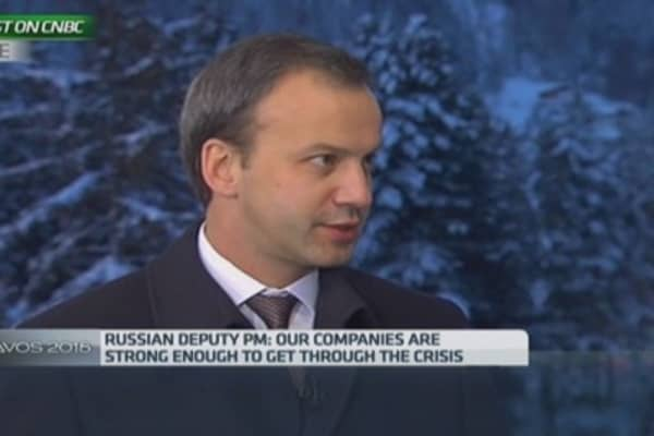 Ukraine is escalating situation with Russia: Deputy PM