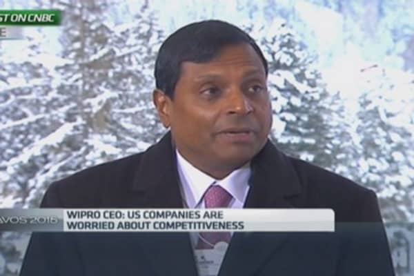 India had 'lost hope' but it's back: Wipro CEO