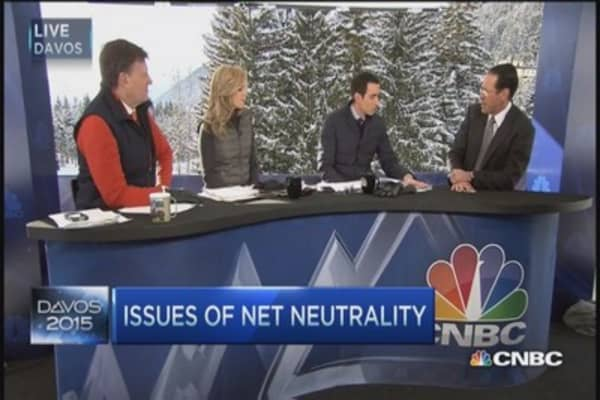 AT&T CEO: It's all about broadband