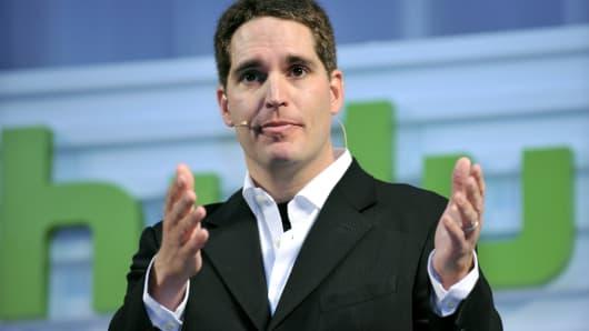 File photo: Jason Kilar, then-CEO of Hulu LLC.