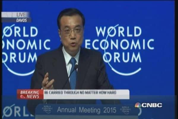 Chinese economy: No loss of momentum