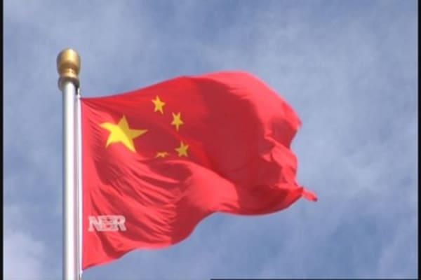 China's GDP growth slows