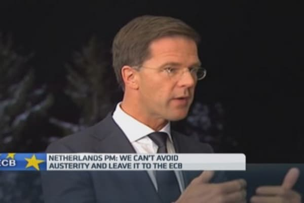 EU needs to 'step up game' with reform: Netherlands PM