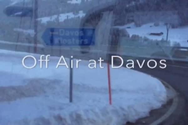 Secret insider tips for Davos
