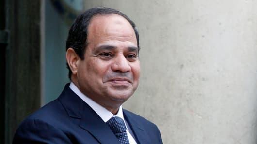 Egypt unrest 'dangerous': President