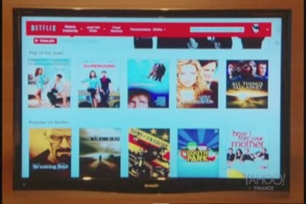 Netflix fights off pirates