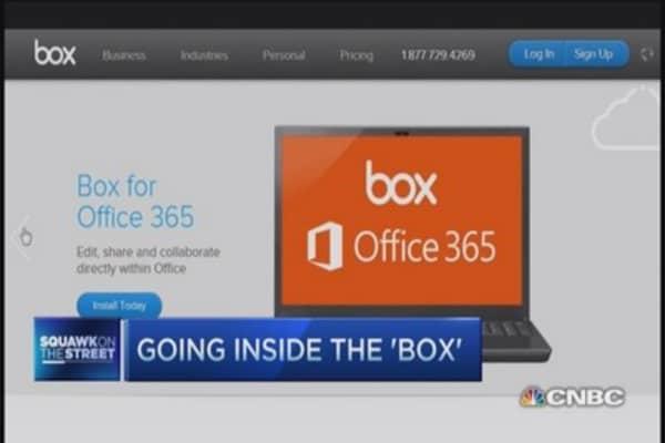 What distinguishes 'Box'