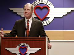 Gary Kelly, CEO of Southwest Airlines