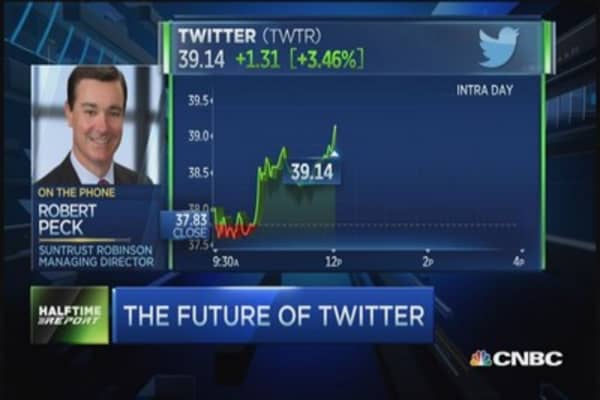 Should Google buy Twitter?