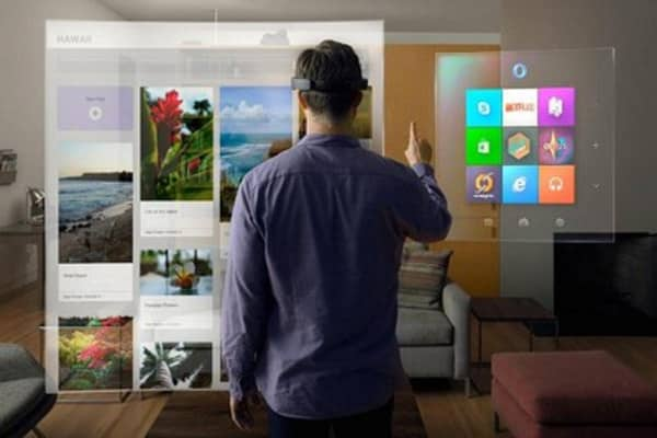 Microsoft unveils the 'HoloLens'