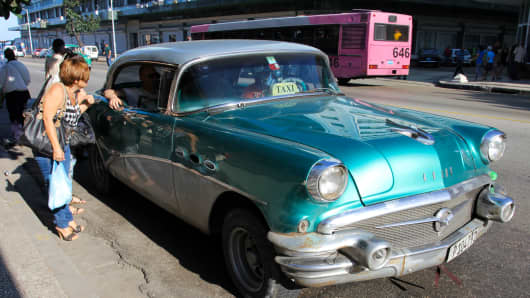 Antique Cuban Cars Why Auto Collectors Are Holding Off