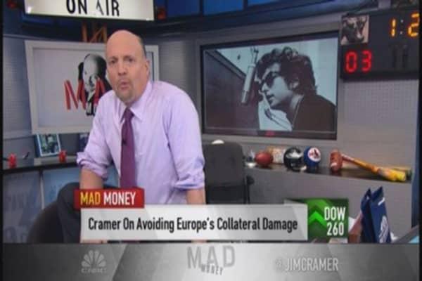 Cramer: Domestic's working