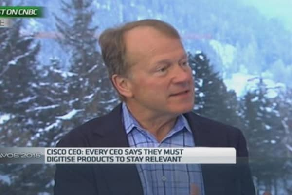 Cyber attacks will be worse this year: Cisco CEO