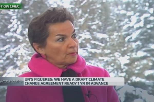 We're optimistic on climate change: UN