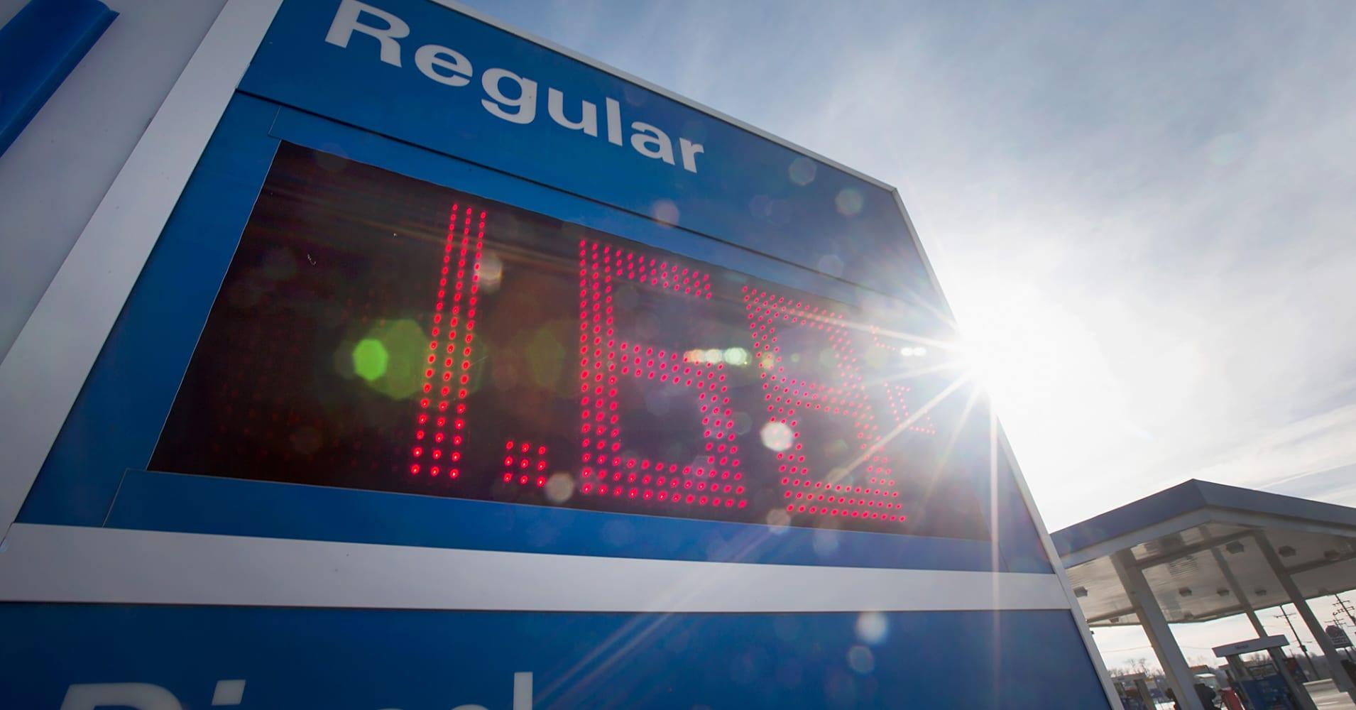 Gas prices essay