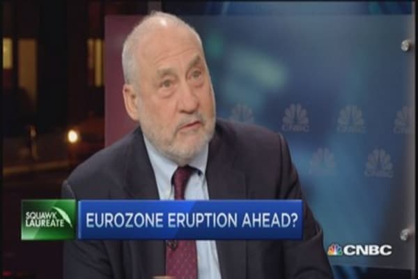 Europe's policies haven't worked for Greece: Joseph Stiglitz