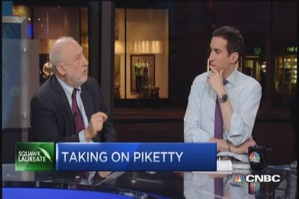 Education missing from income debate: Joseph Stiglitz