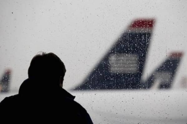 More than 5,000 flights canceled already: Report