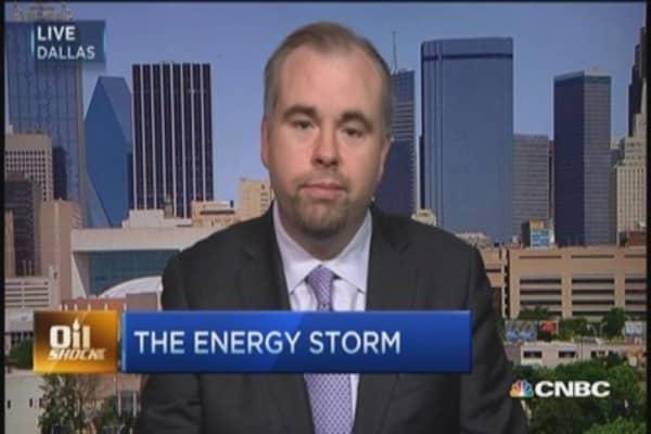 Energy companies not panicking ... yet