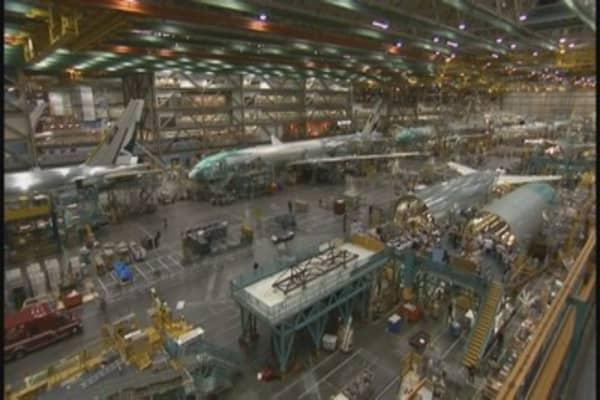 Durable goods take surprise downturn