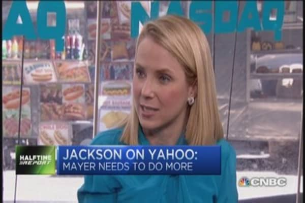 Yahoo rose on Alibaba's back: Shareholder