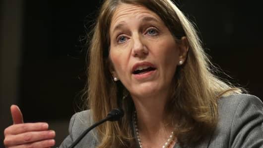 U.S. Secretary of Health and Human Services Sylvia Burwell