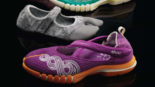 Ahnu yoga performance footwear