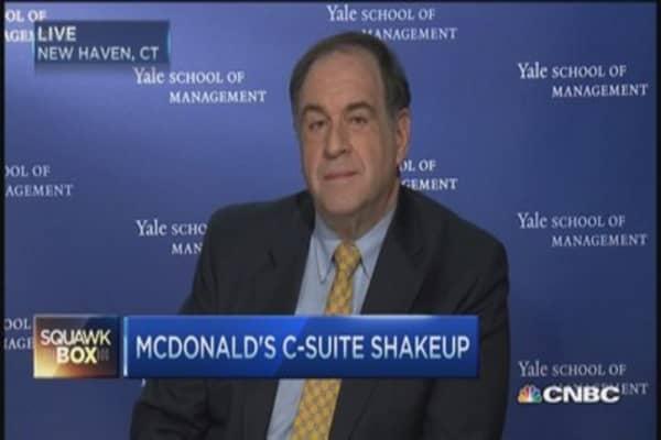 MCD's total 'brand confusion': Jeff Sonnenfeld