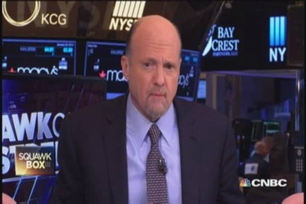 Cramer's stocks to watch: MCD