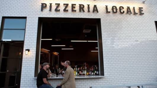 Pizzeria Locale in Boulder, Colo.