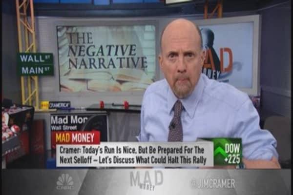 Cramer: Parsing the negative narrative