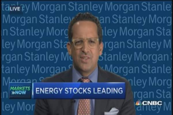 Buy energy stocks now